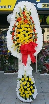 Çift katlı düğün nikah açılış çiçeği  Ordu çiçek mağazası , çiçekçi adresleri