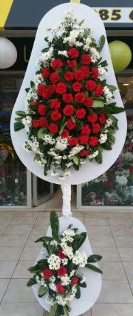 2 katlı nikah çiçeği düğün çiçeği  Ordu çiçek gönderme sitemiz güvenlidir