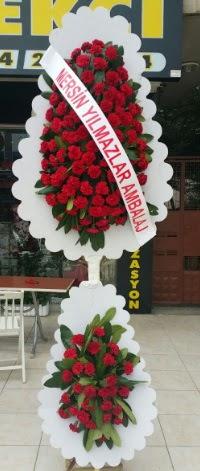 Çift katlı düğün nikah çiçeği modeli  Ordu çiçek , çiçekçi , çiçekçilik