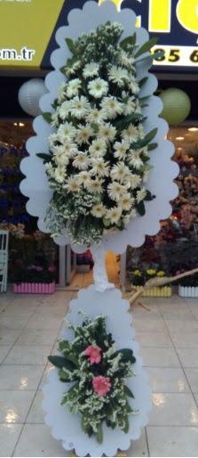 Çift katlı düğün nikah açılış çiçeği  Ordu çiçek yolla