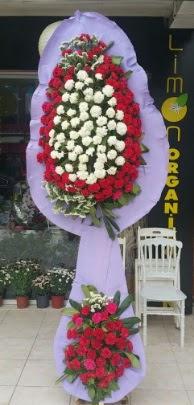 Çift katlı işyeri açılış çiçek modeli  Ordu çiçek satışı