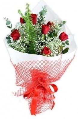 7 adet gülden kız arkadaşıma çiçek  Ordu çiçek yolla