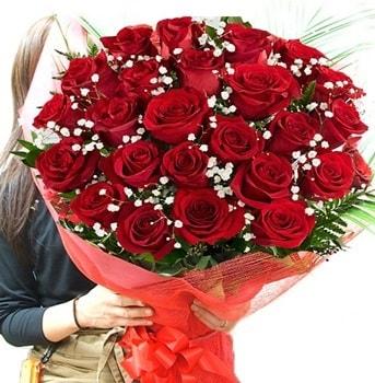 Kız isteme çiçeği buketi 33 adet kırmızı gül  Ordu çiçek yolla , çiçek gönder , çiçekçi