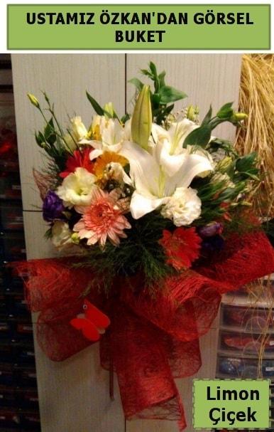 Karışık görsel mevsim çiçeği  Ordu çiçek satışı