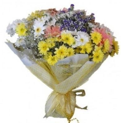 Karışık mevsim çiçeği  Ordu çiçek gönderme