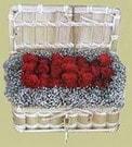 Ordu online çiçek gönderme sipariş  Sandikta 11 adet güller - sevdiklerinize en ideal seçim